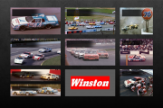 1984 Winston Cup Grand National Block Mainback