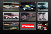 1985 Winston Cup Grand National Block Mainback