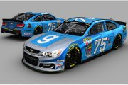 *Fictional* #75 GMOD Chevrolet SS