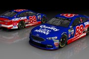 MENCS 2017 88 Ford Credit Fusion