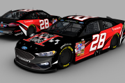 CodyHGaming's #28 2017 Ford Fusion (Fictional)