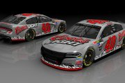 2018 MENCS 40 Coors Light Charger
