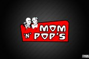 Mom 'N' Pop's Logo