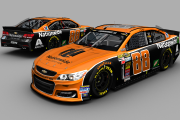 Dale Jr 2016 Halloween Nationwide Chevy SS