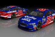 2018 MENCS 88 Ford Credit Fusion