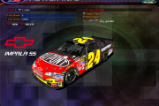 24 jeff gordon dupont black,red,orange