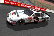 Cup2000 - #3 Dale Earnhardt 2001 *The Winston* (Fictional / Rumored)
