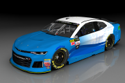 Kyle Larson's Refresh Your Car Base