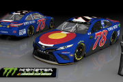 MENCS18 Martin Truex Jr. Colorado Toyota