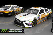 Amazon Fictional 2018 Camry (MENCS 18 MOD)