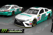 Fictional #80 Hisense 2018 Toyota Camry for MEN CUP 18