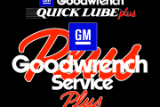 Dale Earnhardt GM Goodwrench Service Plus Decal Set