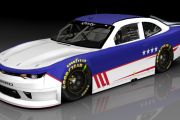 Alex Bowman ISM Connect Camaro Base