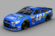 48 Jimmie Johnson Lowes Build And Grow MU