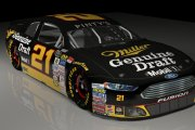 #21 Miller Genuine Draft Pinty's Ford