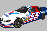 Custom #55 Valvoline Toyota for Arca Racing V3 Mod