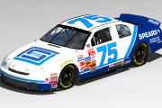 #75 Kevin Harvick Spears Chevy (Winston West)