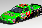 #19 Billy Kann Interstate Batteries Chevrolet (Winston West)
