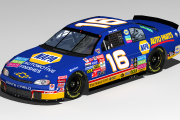 #16 Gary Smith NAPA Auto Parts Chevrolet (Winston West)