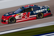 FICTIONAL- #24 William Byron Librerty University Scheme