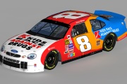 #8 Shawna Robinson Kmart Kids Against Drugs Taurus (ARCA)