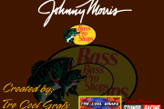 Bass Pro Shops Decal Set with Johnny Morris' Signature