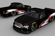 Johnny Benson TRD Base Scheme