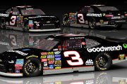 Retro Dale Earnhardt #3 GM Goodwrench Chevrolet (NXS16 Mod)