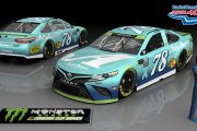 MENCup2018 - Martin Truex Jr. - Auto Owners/Sherry Strong (CLT2)