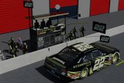 NXS17 Austin Cindric Fictional #22 Ford Mustang