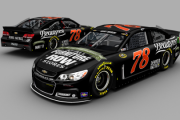 2013 #78 Furniture Row Military Appreciation Night Chevy SS