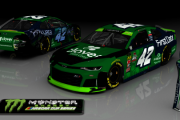 2018 #42 Clover Camaro (Raced Version)