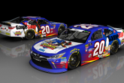 2018 #20 Team Sonic Racing - GameStop Camry
