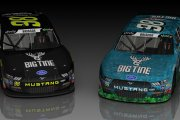 NXS17 Chase Briscoe Fictional Big Tine 2-Pack