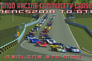 Stunod Community (Jebrown & Friends) MENCS18 to GTP Carset