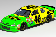 Days of Thunder Cole Trickle City Chevrolet #46 (Cup98 Mod)