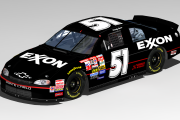 Days of Thunder Rowdy Burns Exxon Chevrolet #51(Cup98 Mod)