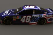 Jimmie Johnson Power of Pride/Miami 2 Car Pack