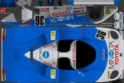 RedLine GTP HD Car Templates