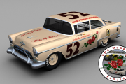 GN55 Hershel McGriff #52 Oldsmobile (Darlington version)