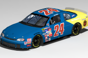 #24 Jarod Robie Chevrolet (Busch North)