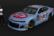Bubba Wallace Wendell Scott Fictional Throwback
