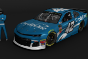 MENCup2019 - Kyle Larson - Credit One Bank