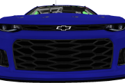 Better MENSC19 Camaro Bottom Grille Decal