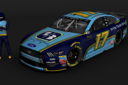 MENCup2019 - Ricky Stenhouse Jr. - Fifth Third Bank