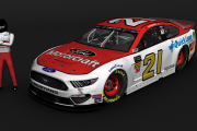MENCup2019 - Paul Menard - Ford Motorcraft/Quicklane