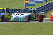 #51 Castrol Ford Taurus Fictional