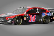 "Clint Bowyer 2019 mobil 1 "" the Clash"""