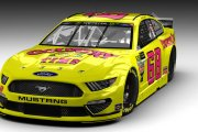 2019 MENCS MUSTANG:  #68 Country Time Lemonade Throwback