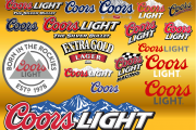 Coors assortment